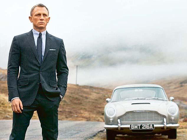 James Bond, a Londra le sue auto esposte al London Film Museum