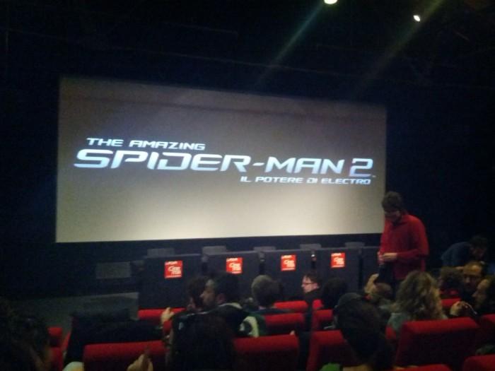 Footage The Amazing Spiderman 2, biglietto da visita più che positivo
