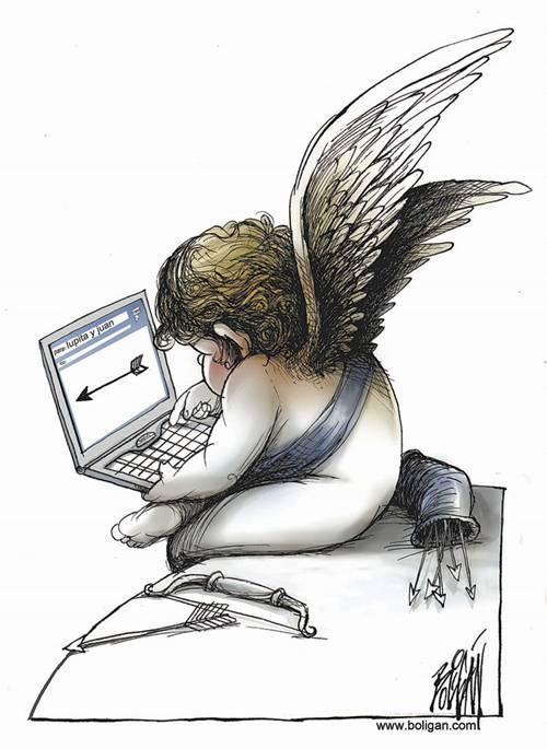 Angel Boligan e l'umorismo amaro dei suoi fumetti
