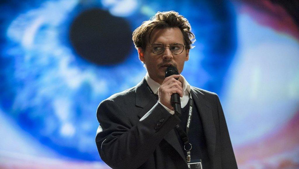 Transcendence, l'intelligenza artificiale del dottor Depp