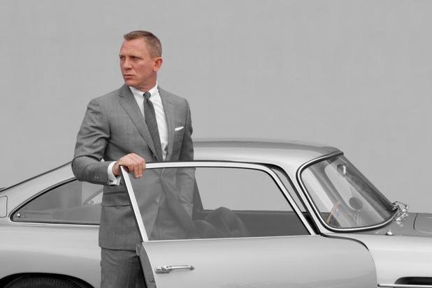 James Bond sbarca a Roma?