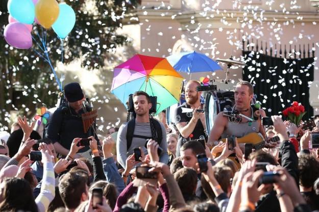 I tormentoni dell'estate: Un cielo pieno di stelle per i Coldplay