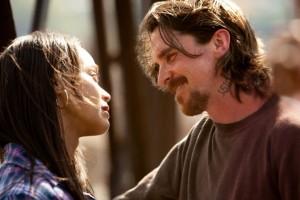 Christian Bale in Il fuoco della Vendetta