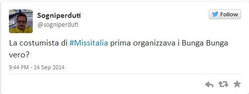Miss Italia 2014: i tweet più divertenti