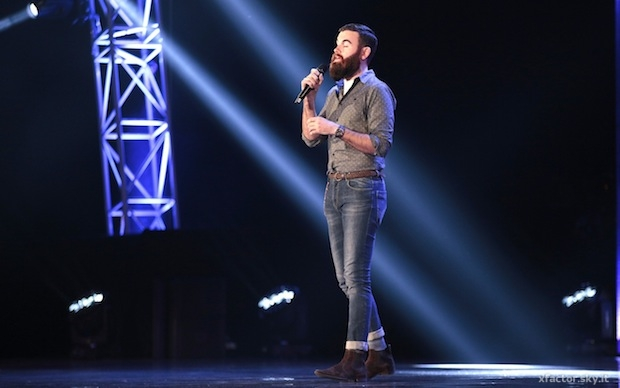 X Factor 8: intervista a Federico Pagani