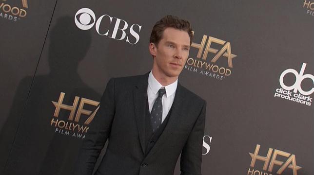 Benedict Cumberbatch trionfa agli Hollywood Film Awards
