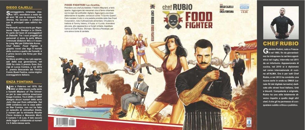 Chef Rubio: Food Fighter, si spera nel secondo albo (INTERVISTA)
