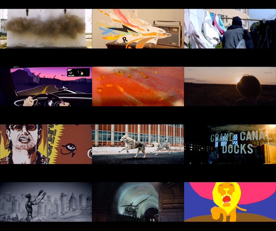 Gli U2 lanciano la serie di cortometraggi: ''Films of Innocence''