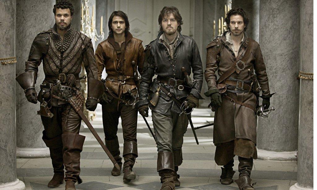 the musketeers 5 motivi per vedere la serie tv della bbc one