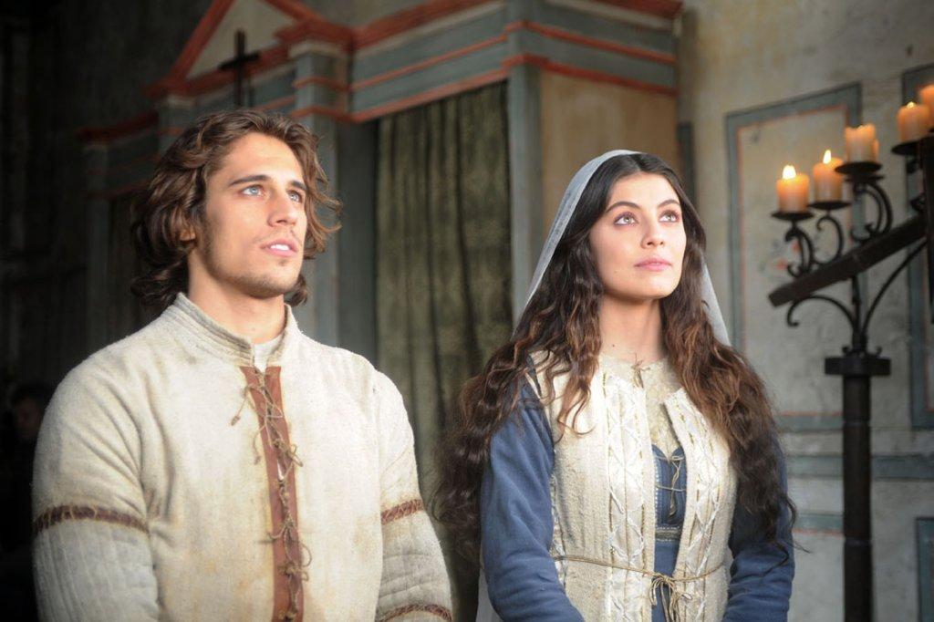Matrimonio Tema Romeo E Giulietta : Romeo e giulietta anticipazioni della seconda puntata