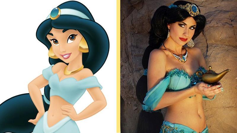 I 10 Cosplay Più Belli Delle Principesse Disney Foto