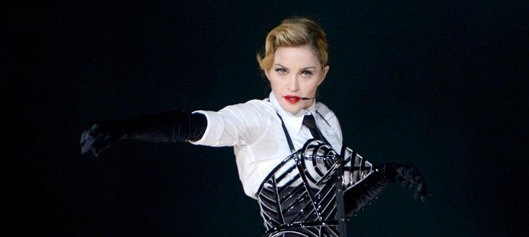 "Madonna ""MDNA"" World Tour Opener"