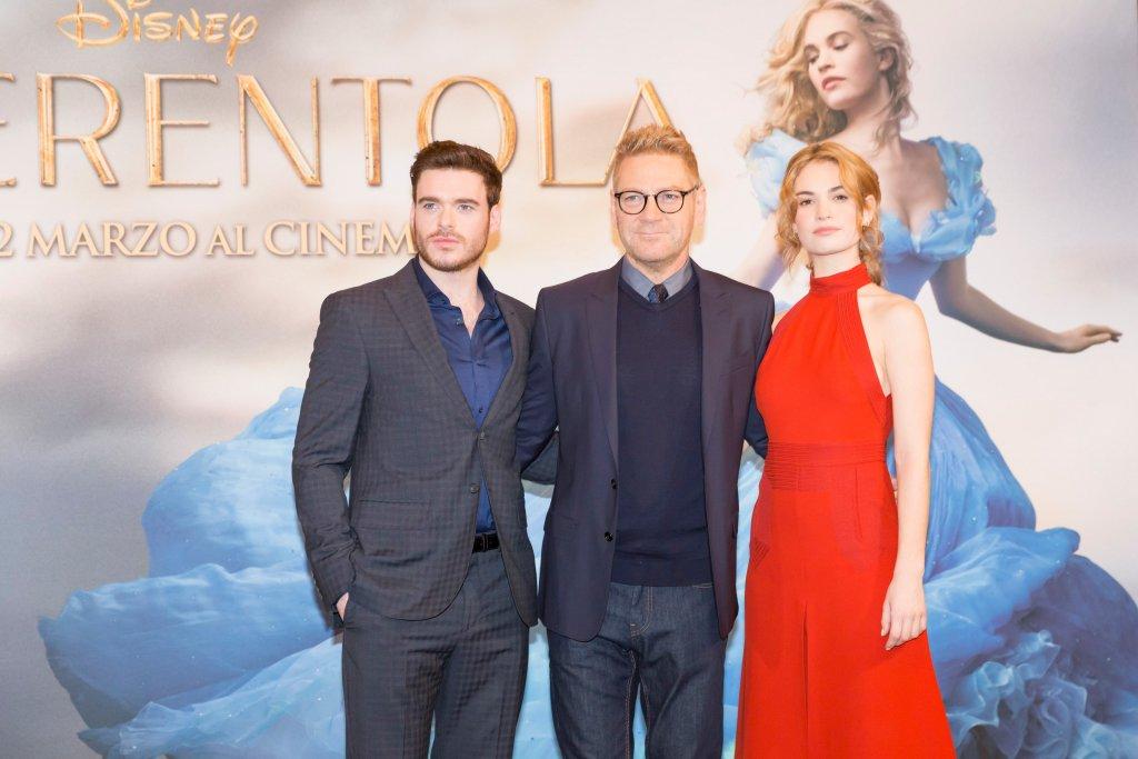 Cenerentola 2015, il cast si racconta alla conferenza stampa di Milano