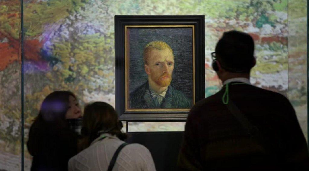 Van Gogh, dalla tela al grande schermo