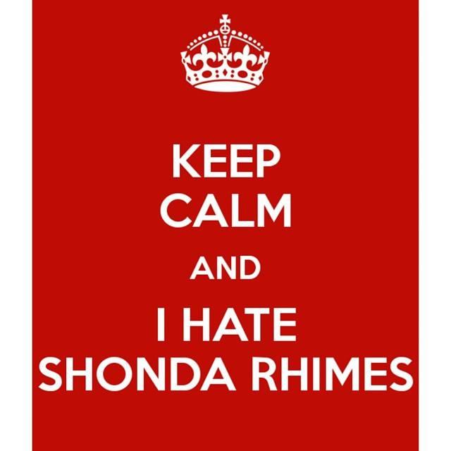 La scelta di Shonda Rhimes di portare via Derek ai fan della serie le è costato molto