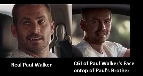 Furious 7, l'incredibile ricostruzione in 3D di Paul Walker