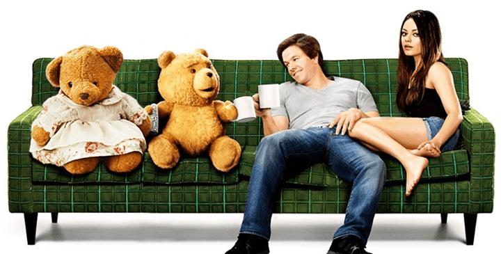 Ted 2: rilasciata la prima clip (VIDEO)