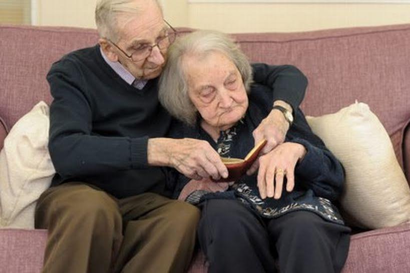 Jack Potter e sua moglie Phillys