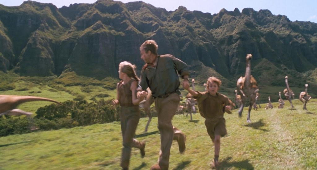 Maratona Jurassic Park, stasera su Italia 1
