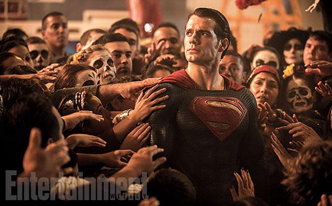 Superman/Henry Cavill (Warner Bros.)