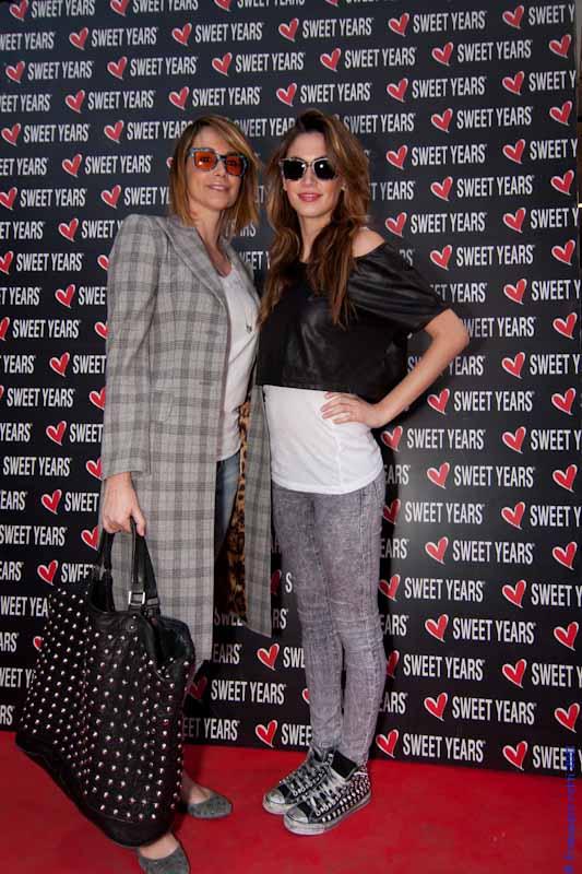 Simona Salvemini e Melissa Satta