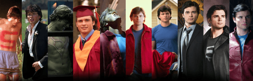 I 5 motivi per (ri)vedere Smallville