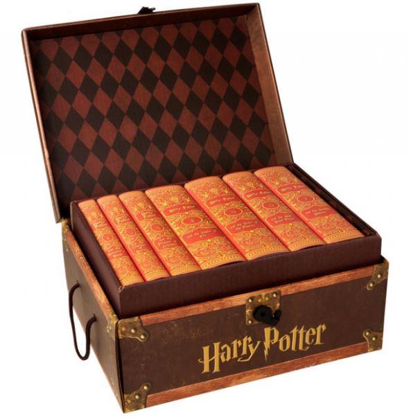 Harry Potter: i nuovi libri con i colori delle case di Hogwarts