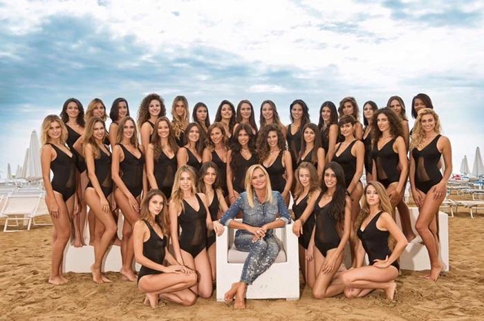 miss italia concorrenti