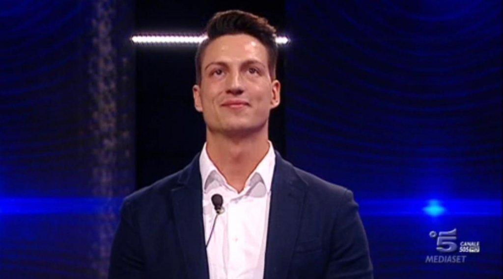 Luca, il fidanzato di Valentina