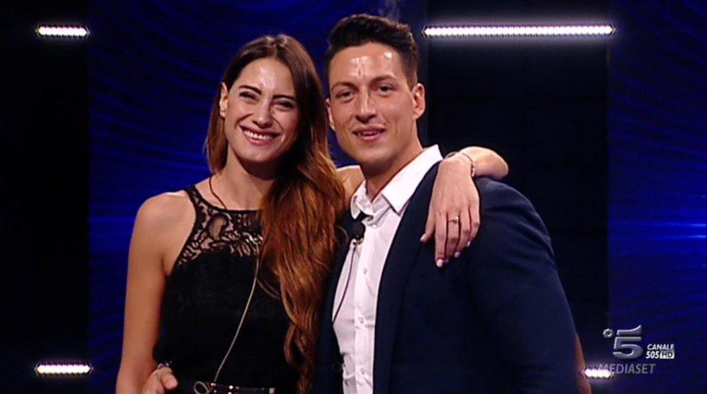 Luca e Giulia, concorrenti per una settimana al GF14