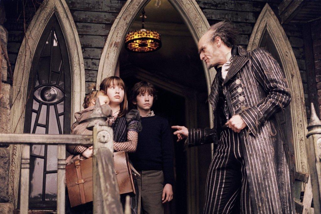 Lemony Snicket - Una serie di sfortunati eventi: che fine ha fatto Jim Carrey?