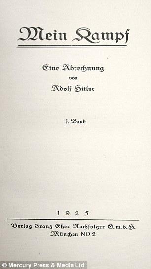 Il 'Mein Kampf' di Hitler torna con una nuova edizione
