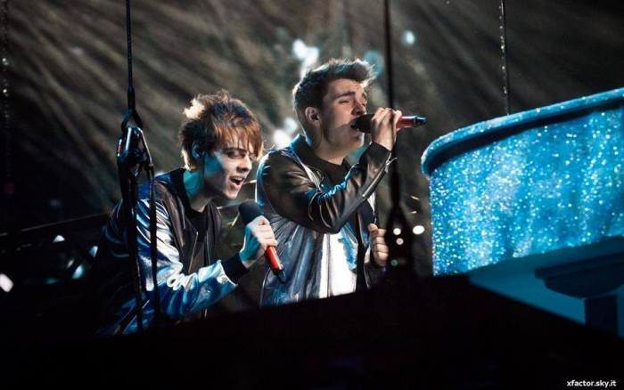 X Factor 9, i duetti dei finalisti con Cesare Cremonini (FOTO)
