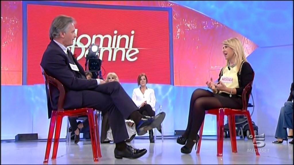 Uomini e Donne news: Giorgio Manetti sarà escluso dal programma?