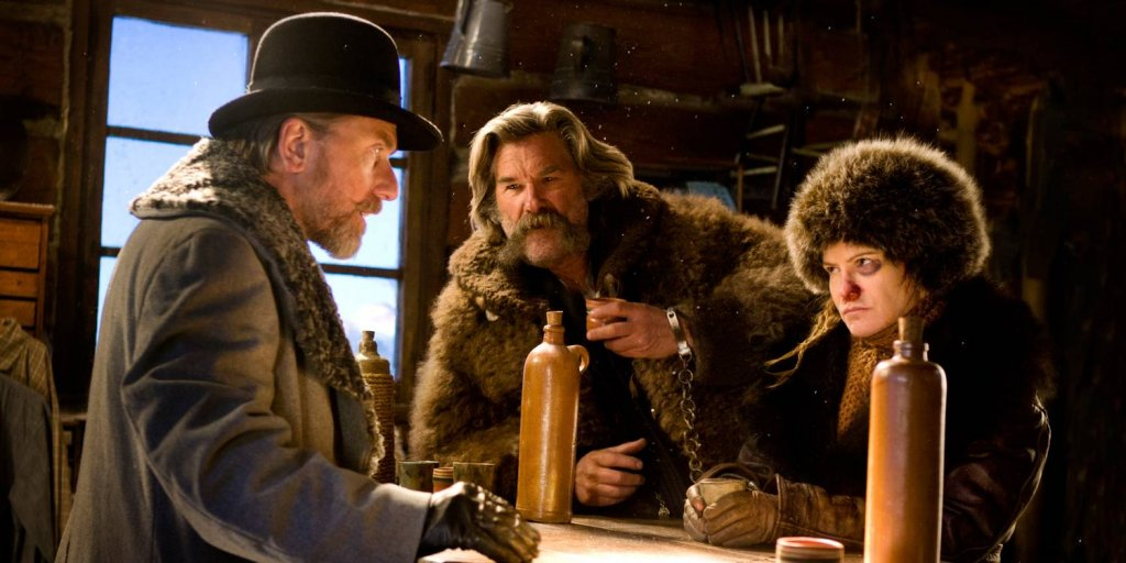 'The hateful eight': l'8½ di Tarantino è un strepitoso esercizio di stile (RECENSIONE)