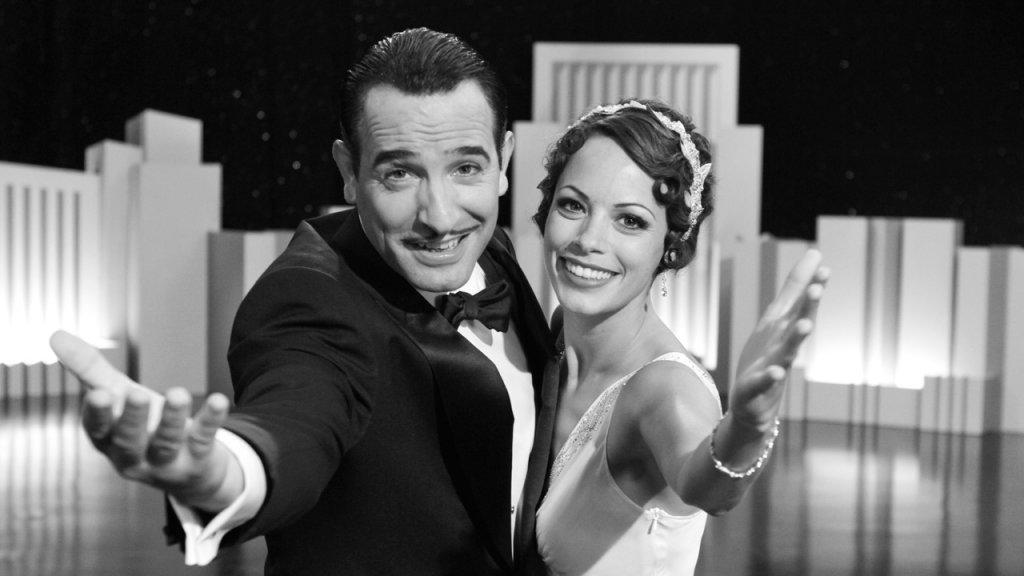 Jean Dujardin e Bèrènice Bejo in 'The Artist'