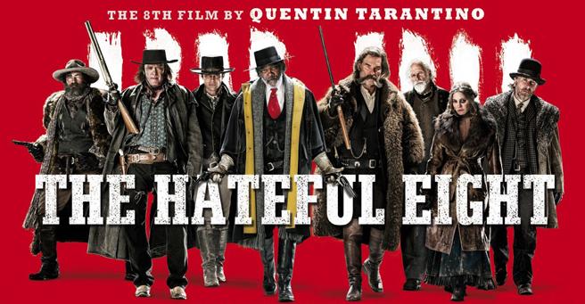 7 cose da sapere su 'The hateful eight'