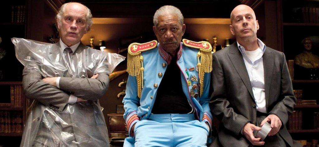 Stasera in Tv, 'Red': curiosità sul film con Bruce Willis e Morgan Freeman