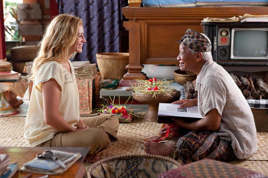 Mangia prega ama': curiosità sul film con Julia Roberts - Blog di Cultura