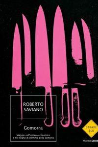 Copertina di 'Gomorra' dell'edizione Mondadori.