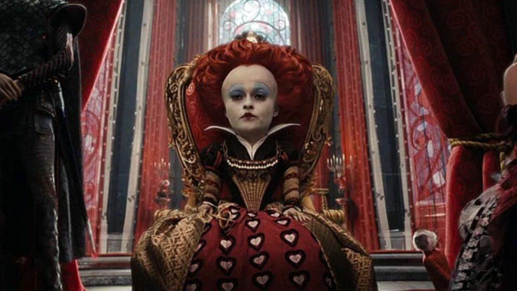 Alice attraverso lo specchio nelle sale il nuovo film - Attraverso lo specchio ...