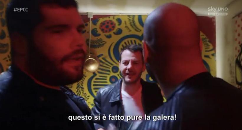 'E poi c'è Cattelan', Salvatore Esposito e Marco D'Amore ospiti