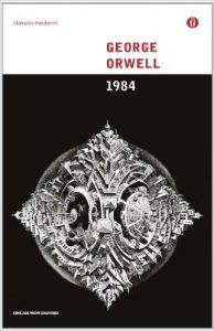"""Copertina """"1984"""" dell'Oscar Mondadori"""