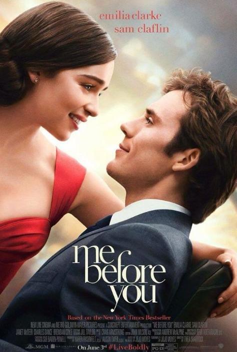 'Io prima di te', arriva al cinema il romanzo best-seller