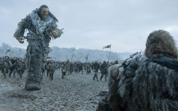 Game of Thrones: dietro le quinte della Battle of The Bastards