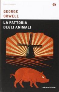 """Copertina """"La Fattoria degli animali"""" dell'Oscar Mondadori"""