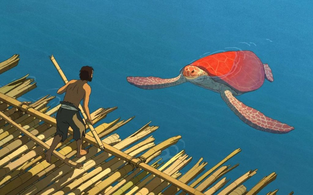 da The Red Turtle