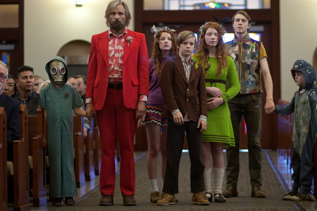 dal film Captain Fantastic