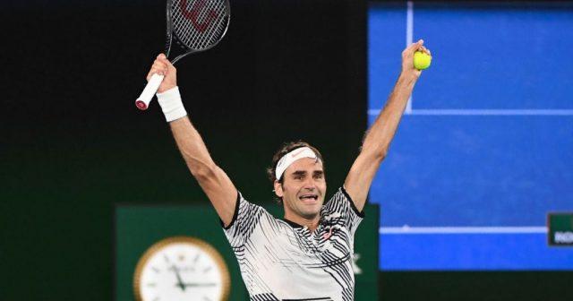Roger Federer, tutti i numeri del fuoriclasse