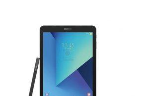 Samsung Galaxy Tab S3 anticipazioni